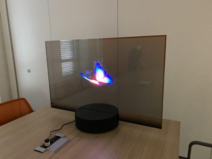 Xiaomi Mi TV Lux Durchsichtiger Fernseher