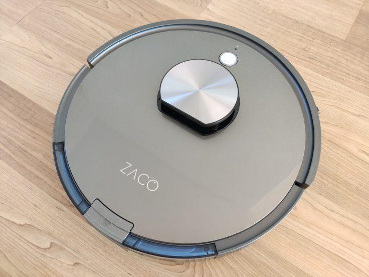 ZACO A10 Saugroboter Design