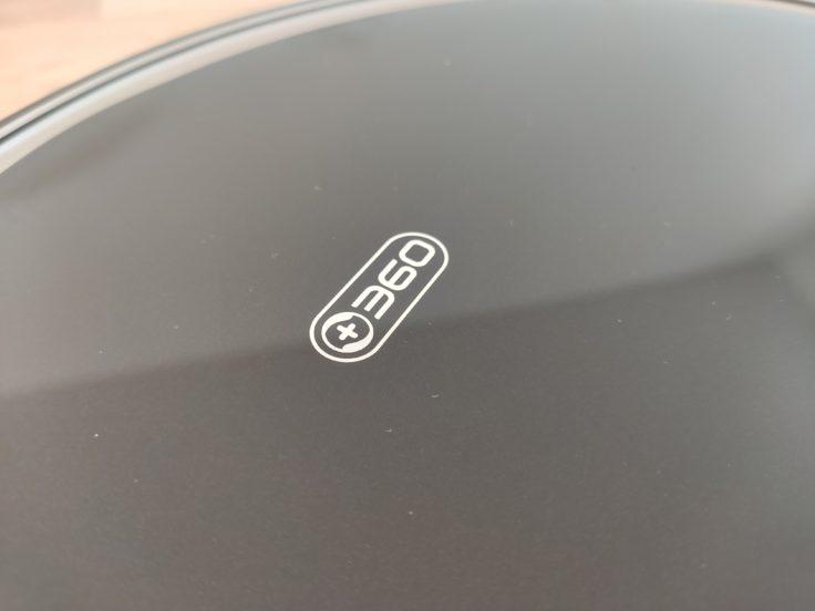 360 S10 Saugroboter Logo