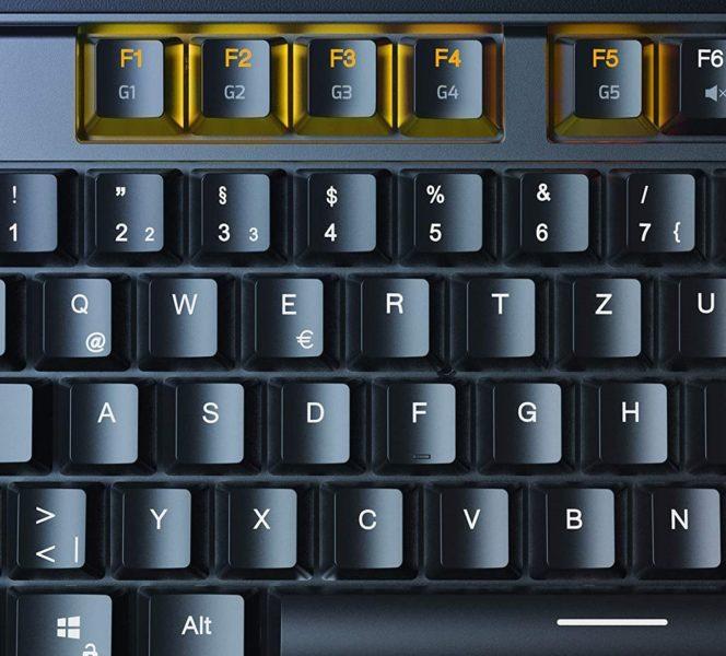 AUKEY KM-G16 Tastatur Makrotasten