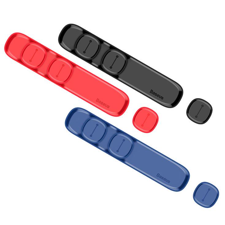 Baseus Magnetische Kabelhalterung Farben