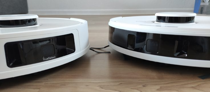 Ecovacs Deebot T9 Saugroboter Vergleich 3D-Hinderniserkennung N8 Pro