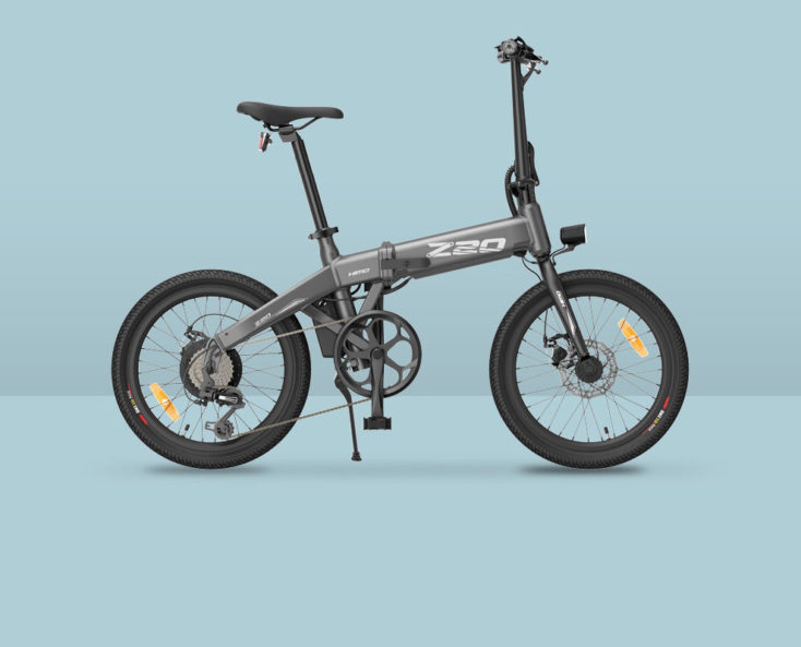 HIMO Z20 E Bike Design