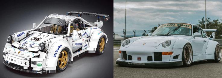 Happy Build Porsche Vergleich