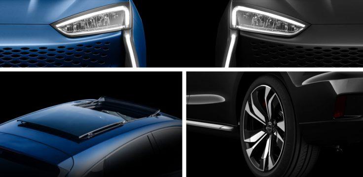 Huawei Auto Closeups