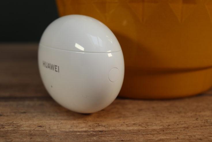 Huawei FreeBuds 4i Kopfhoerer Knopf