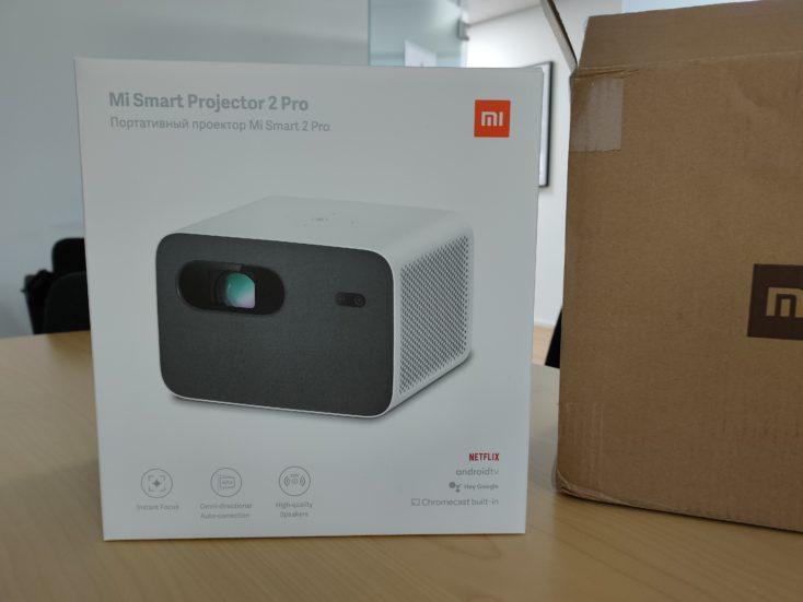 Mi Smart Projector 2 Pro Karton 2