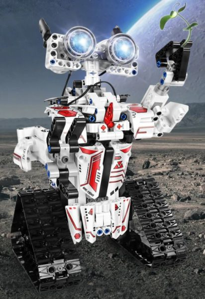 Mould King Roboter Weltall