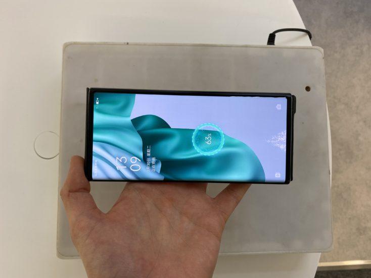 OPPO Wireless Air Charging Horizontal