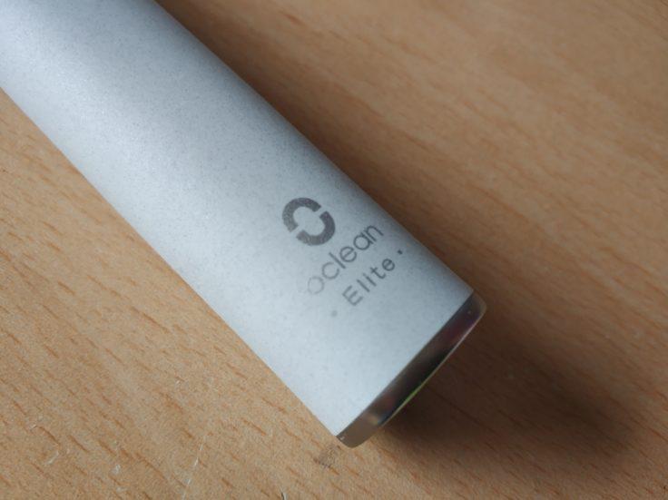 Oclean X Pro Elite elektrische smarte Zahnbürste Logo