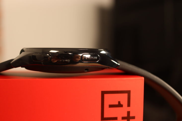 OnePlus Watch Button