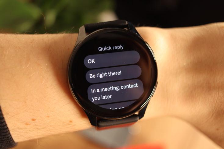 OnePlus Watch Schnellantworten