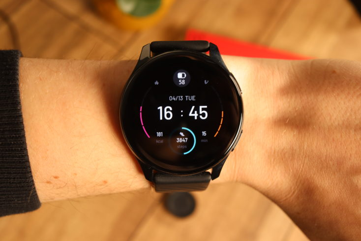 OnePlus Watch Watchface