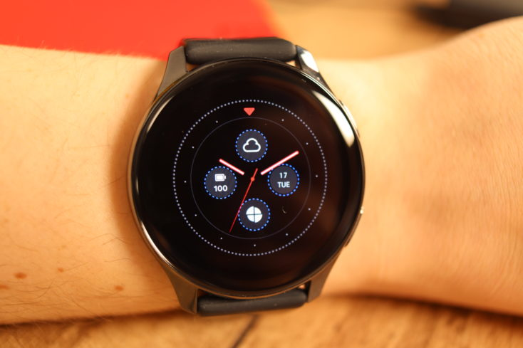 OnePlus Watch Watchface bearbeiten