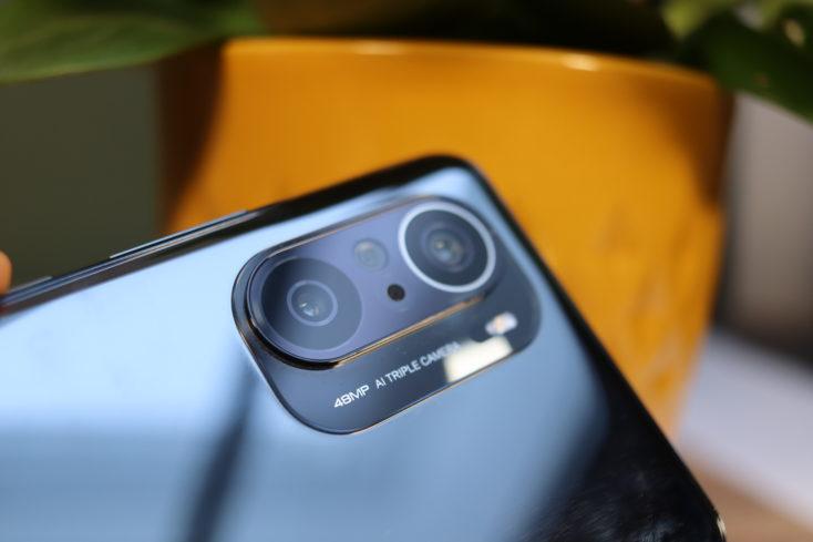 POCO F3 Kamera
