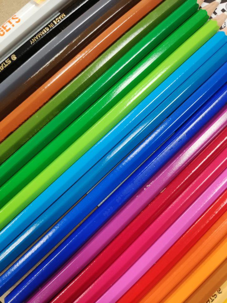 POCO F3 Testfoto Hauptkamera Farben