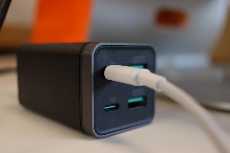RAVPower 65W USB-C Ladestation Kabel