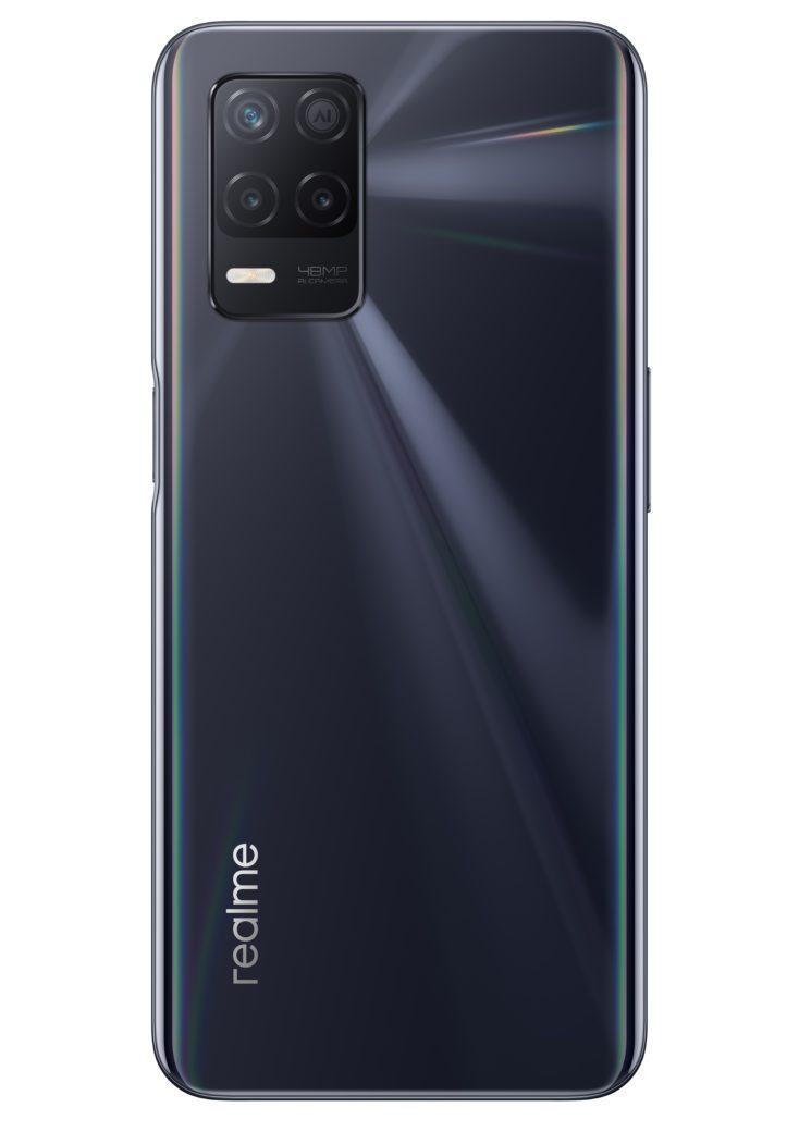 Realme 8 5G Smartphone Kamera edit