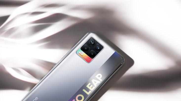 Realme 8 Smartphone Kamera