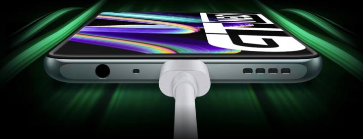 Realme GT Neo USB Laden