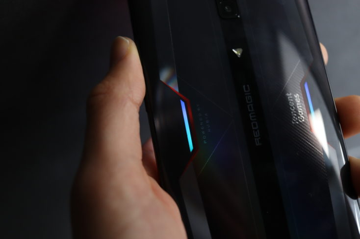 RedMagic 6 LED Streifen