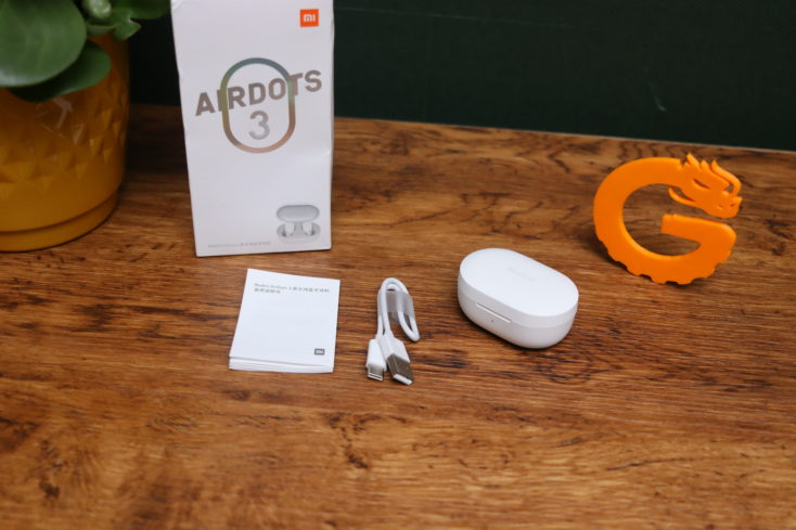 Redmi AirDots 3 Lieferumfang