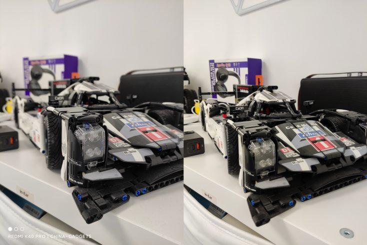 Redmi K40 Pro vs Poco F3 Auto
