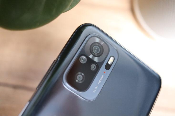 Redmi Note 10 Smartphone Kamera