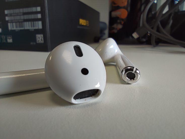 Redmi Note 10 Testfoto Makrokamera