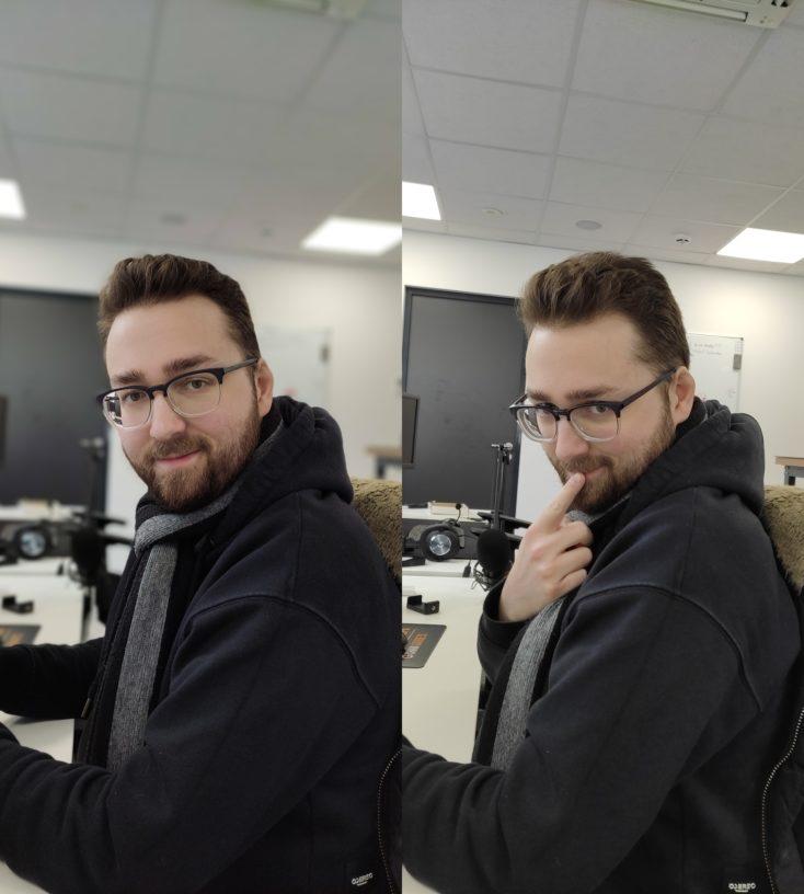 Redmi Note 10 Testfoto Portraitkamera