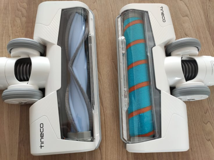 Tineco A11 Master Akkusauger zwei Bodenwalzen zur Auswahl