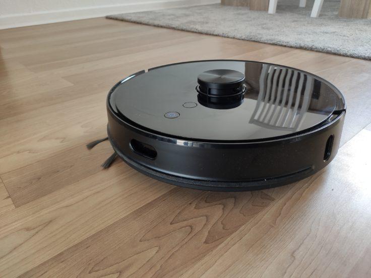 Viomi S9 Saugroboter Masse Design