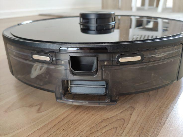 Viomi S9 Saugroboter hinten Ansicht