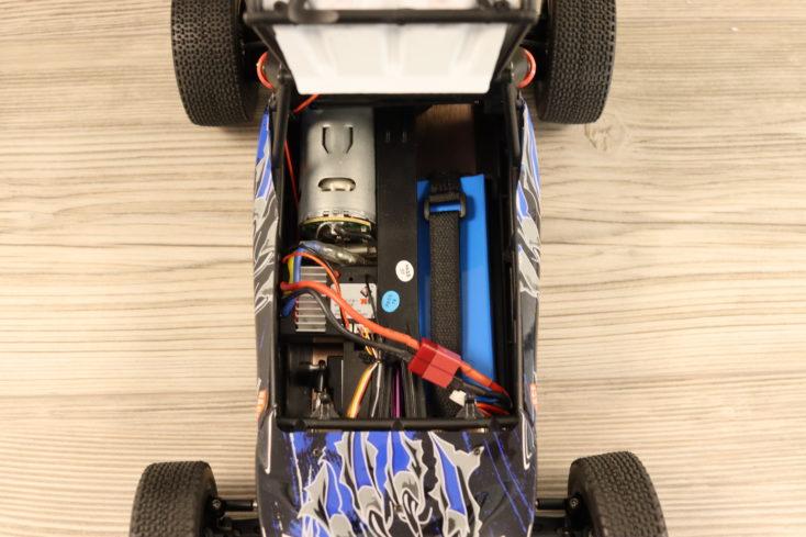 Wltoys 124018 RC Buggy Hardware