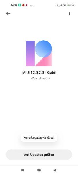 Xiaomi Mi 11 Lite 5G MIUI 12