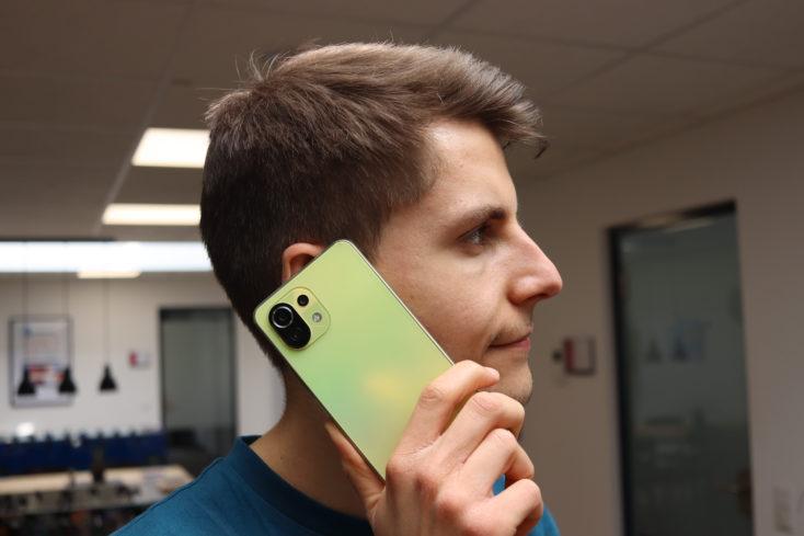 Xiaomi Mi 11 Lite 5G Telefonieren