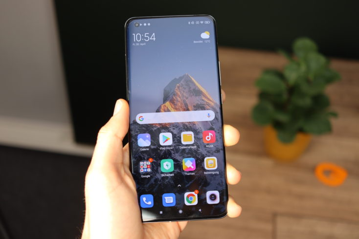 Xiaomi Mi 11 Ultra Smartpone Display