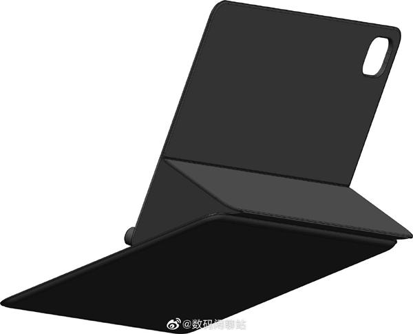 Xiaomi Mi Pad 5 Zubehoer Keyboard Rueckseite