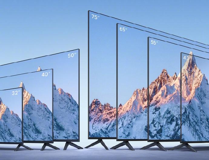 Xiaomi Mi TV EA 2022 Modelle