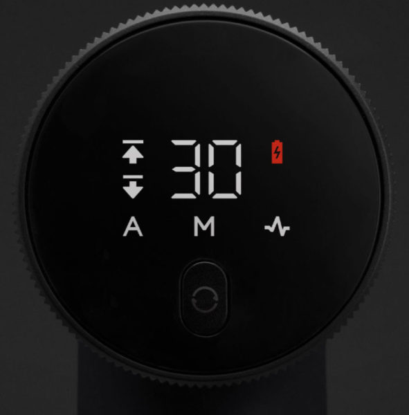 Xiaomi Mijia Akkubohrschrauber Display