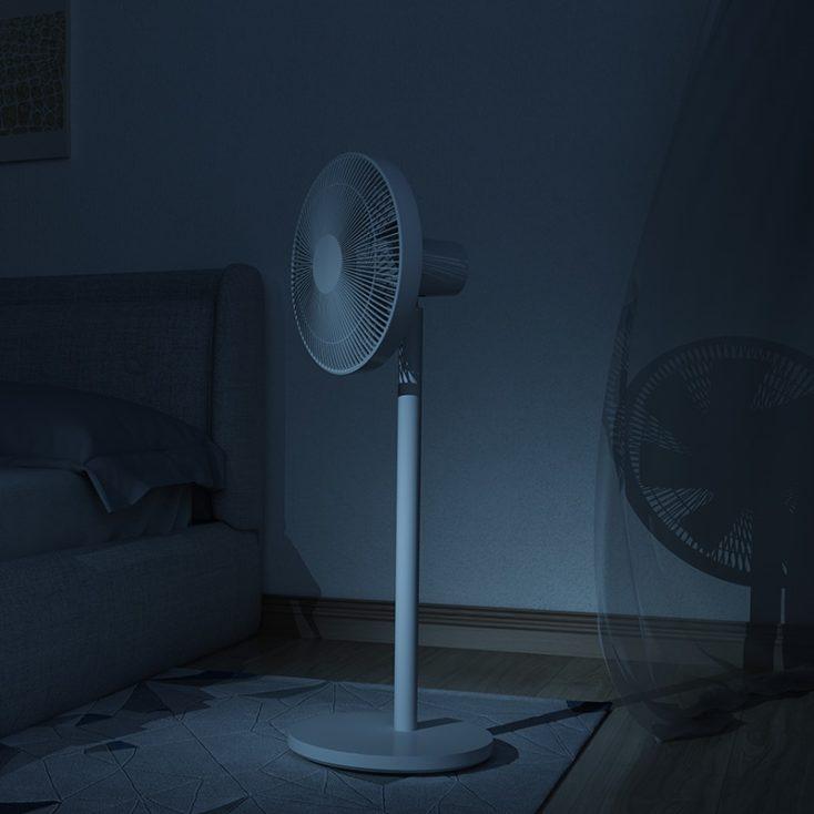 Xiaomi Smart Standing Fan Pro Standventilator Lautstaerke