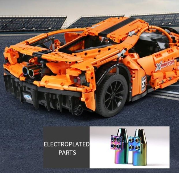 Yeshin Ford GT LED Heck
