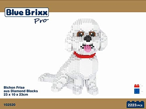 BlueBrixx Pro 102520 Bichon Fris