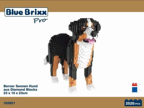 BlueBrixx Pro 102821 Berner Sennenhund