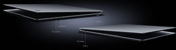 CHUWI CoreBook X Notebook Anschluesse