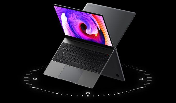 CHUWI CoreBook X Notebook Hochkant