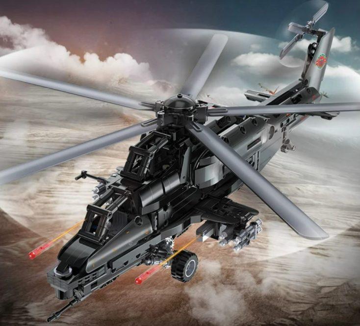 CaDA C61005W Hubschrauber 1
