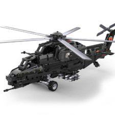 CaDA C61005W Hubschrauber 2