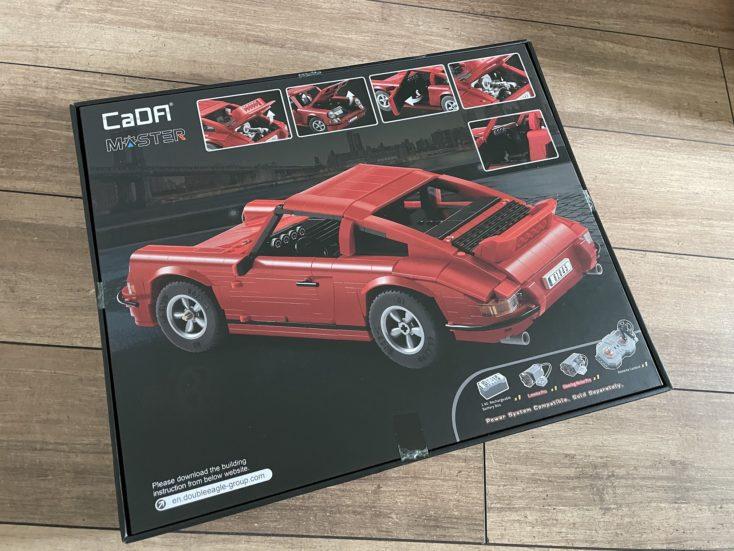 CaDA C61045W Sportwagen Karton 1