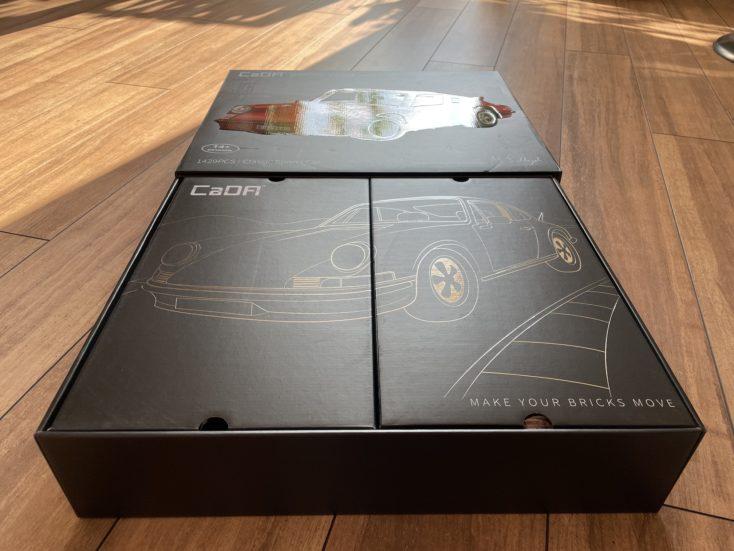 CaDA C61045W Sportwagen Karton Details 2